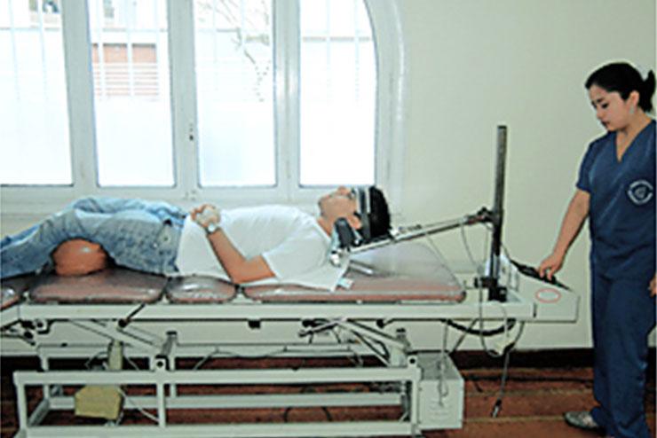 Traccion Lumbar Quiromedic